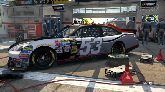 NASCAR Developer Diary: Styling Features Offered in NASCAR 2011 ...