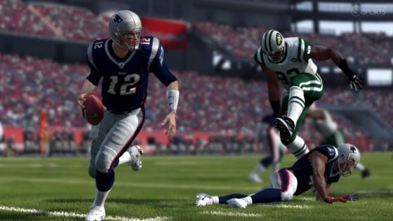 Madden NFL 12 Player Ratings - Top 5 Quarterbacks