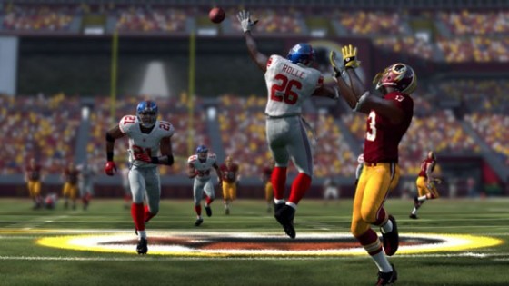 Madden NFL 12 Team Ratings - NFC East - Operation Sports