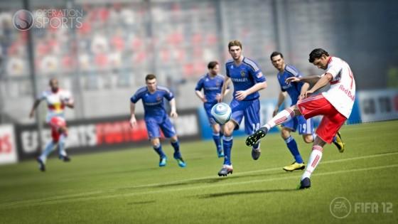 Current soccer games