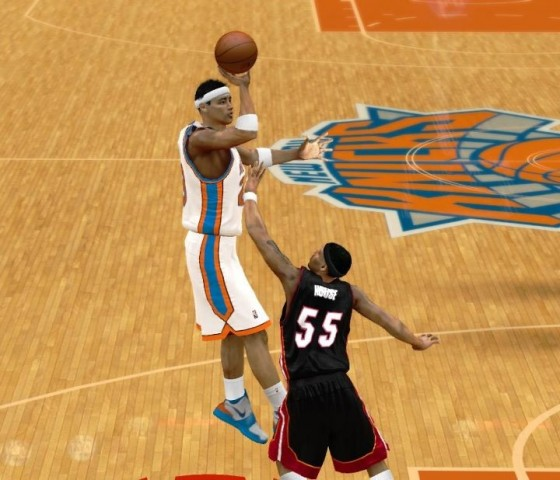 Check out the new NBA 2K12