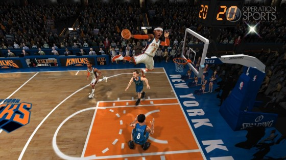NBA JAM: On Fire Edition Review (Xbox 360) - Operation Sports