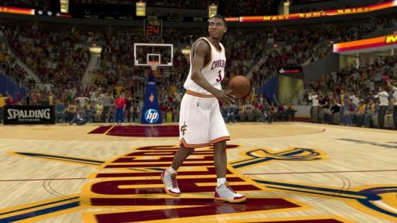 NBA 2K12: Rebuilding the Caval...