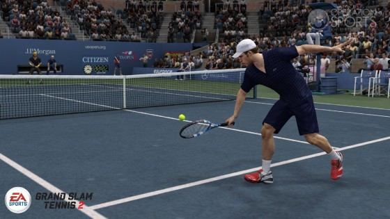 EA Sports Grand Slam Tennis 2 Review