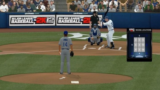 2k Sports Partners With Spin For Major League Baseball 2k12