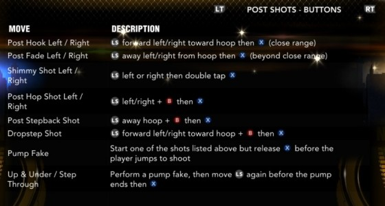 > NBA2k13 Advanced Controls (XBOX360) - Photo posted in BX GameSpot | Sign in and leave a comment below!