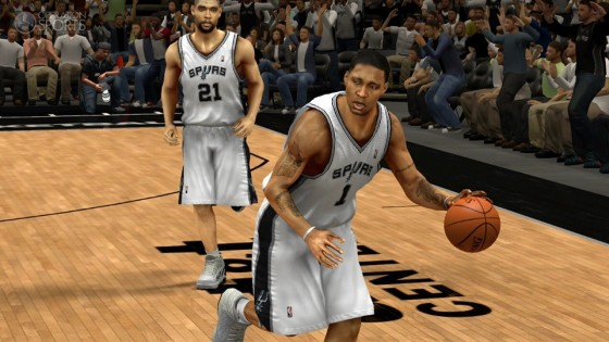 NBA 2K14: Attribute Changes Needed - Operation Sports