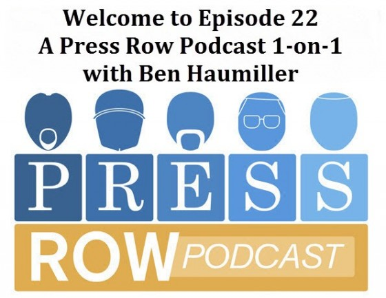 - Press Row Podcast: Episode 22 - NCAA Ultimate Team Mode Interview