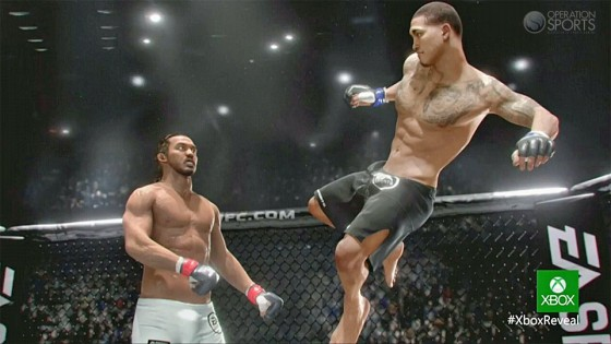 New UFC Game to Launch on Xbox One in next year - Operation Sports ...