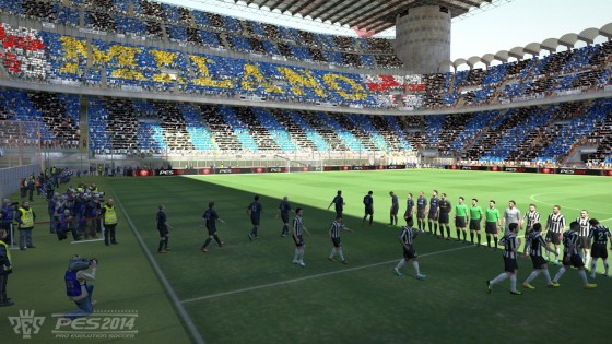 Pro Evolution Soccer 2014 - Full List of Teams and Stadiums