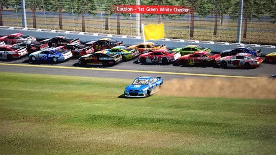 NASCAR 15 game to launch May 22 at GameStop