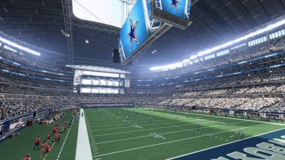 Madden Nfl 16 The Top Five Stadiums Operation Sports