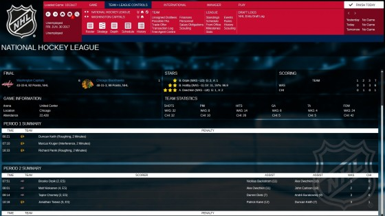 Franchise Hockey Manager 3 Review Pc Operation Sports