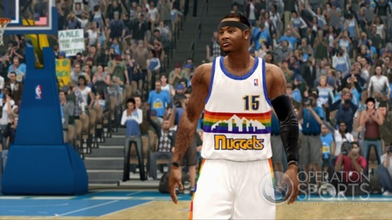 NBA Live 10 Roster Update Avai...