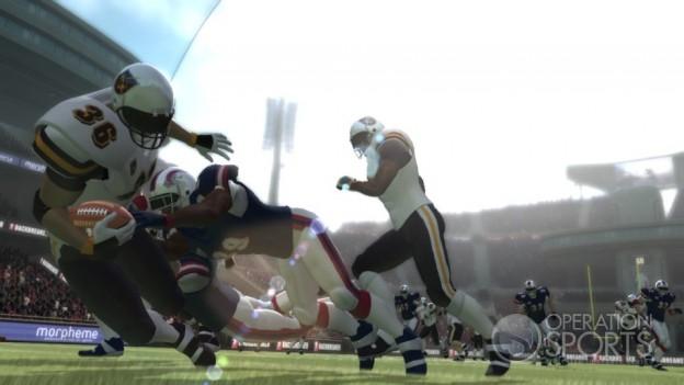 Backbreaker Screenshot #37 for Xbox 360