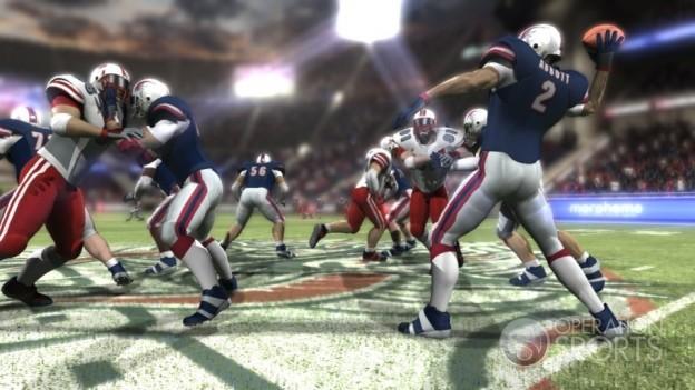 Backbreaker Screenshot #39 for Xbox 360