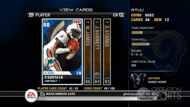 Madden Ultimate Team Screenshot #15 for Xbox 360
