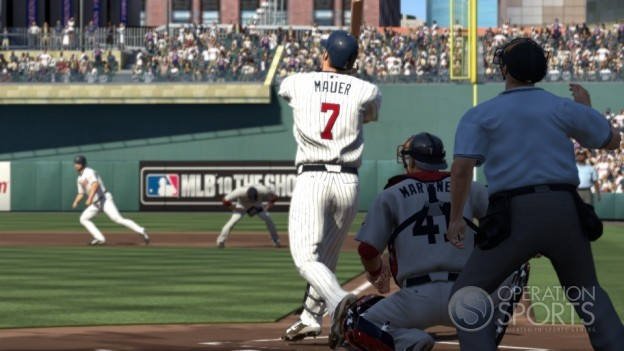 MLB '10: The Show Screenshot #4 for PS3