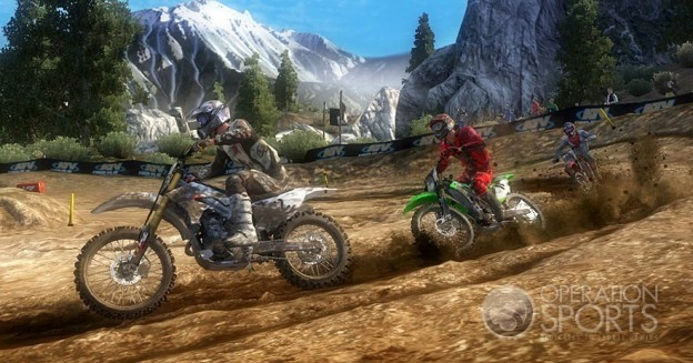 MX vs. ATV Reflex Screenshot #1 for Xbox 360