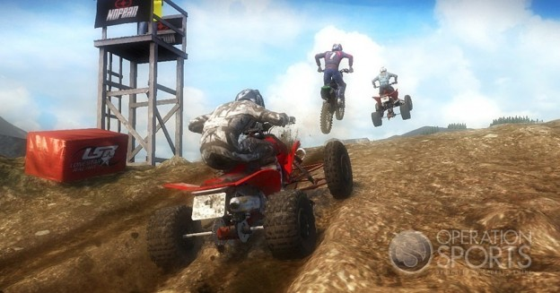 MX vs. ATV Reflex Screenshot #2 for Xbox 360