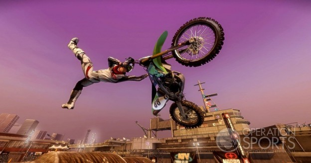 MX vs. ATV Reflex Screenshot #5 for Xbox 360