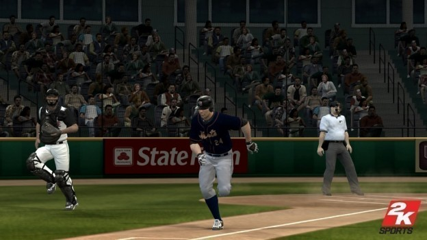 Major League Baseball 2K8 Screenshot #2 for Xbox 360