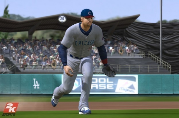 Major League Baseball 2K8 Screenshot #4 for Xbox 360