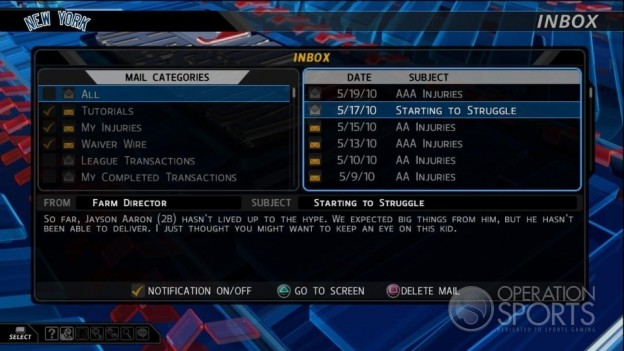 MLB '10: The Show Screenshot #14 for PS3