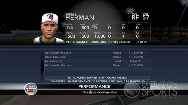 Major League Baseball 2K10 Screenshot #17 for Xbox 360