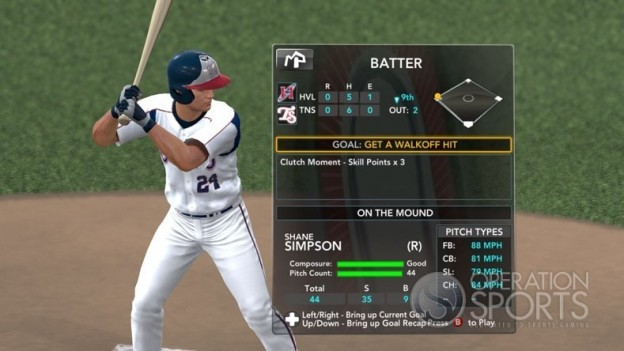 Major League Baseball 2K10 Screenshot #19 for Xbox 360