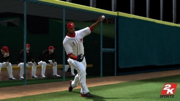 Major League Baseball 2K8 Screenshot #1 for PS3