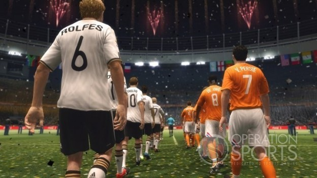 2010 FIFA World Cup Screenshot #1 for Xbox 360