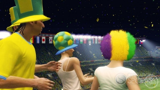 2010 FIFA World Cup Screenshot #2 for Xbox 360