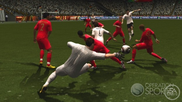 2010 FIFA World Cup Screenshot #5 for Xbox 360