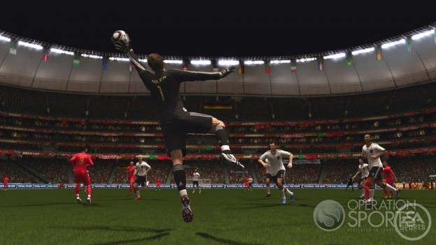 2010 FIFA World Cup Screenshot #8 for Xbox 360