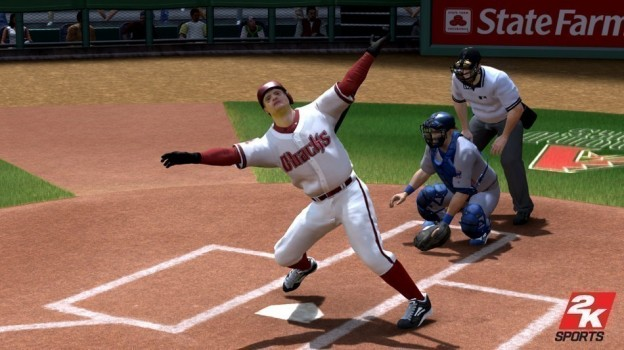 Major League Baseball 2K8 Screenshot #3 for PS3