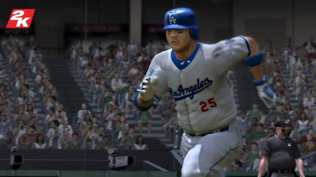 Major League Baseball 2K8 Screenshot #5 for PS3