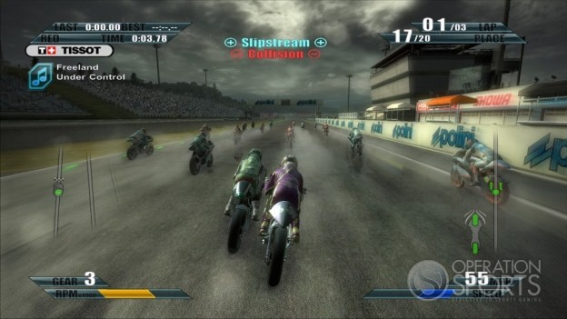 MotoGP 09/10 Screenshot #1 for Xbox 360
