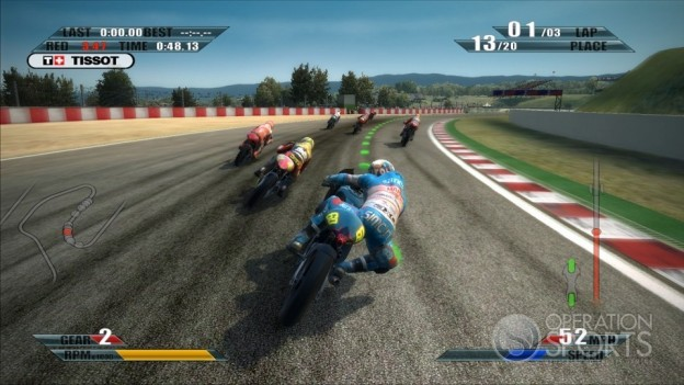 MotoGP 09/10 Screenshot #4 for Xbox 360