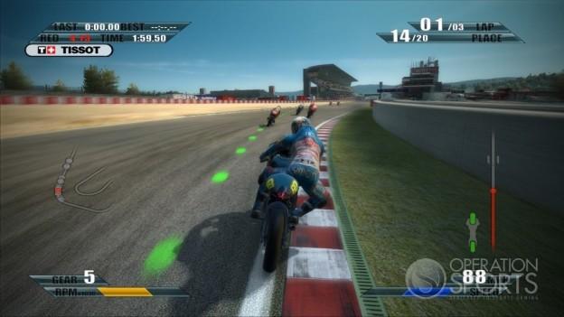 MotoGP 09/10 Screenshot #6 for Xbox 360