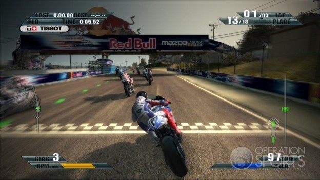 MotoGP 09/10 Screenshot #8 for Xbox 360
