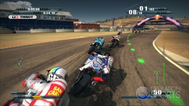 MotoGP 09/10 Screenshot #9 for Xbox 360