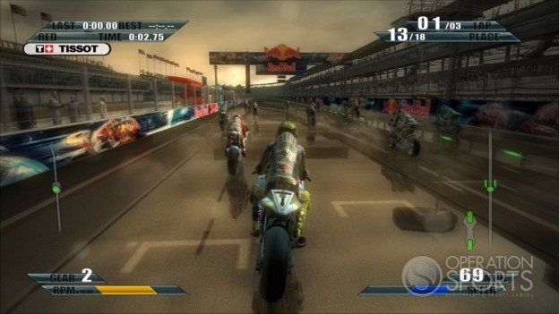 MotoGP 09/10 Screenshot #13 for Xbox 360