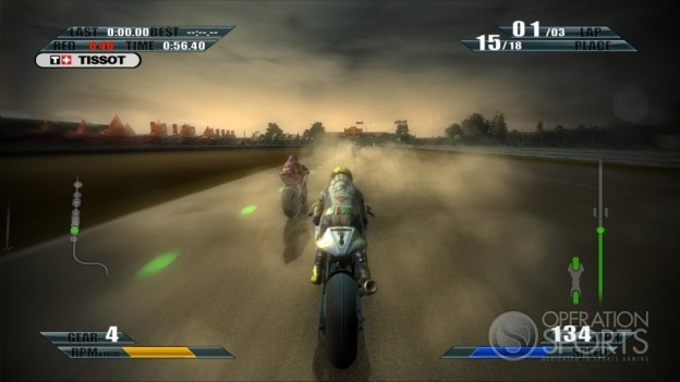 MotoGP 09/10 Screenshot #14 for Xbox 360