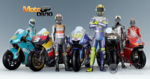 MotoGP 09/10 Screenshot #15 for Xbox 360