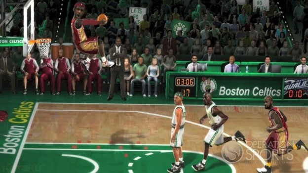 EA Sports NBA JAM Screenshot #3 for Wii