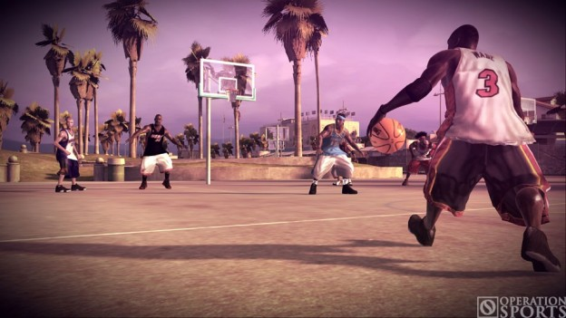 NBA Street Homecourt Screenshot #1 for PS3