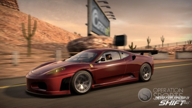 Need for Speed Shift Screenshot #21 for Xbox 360