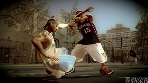NBA Street Homecourt Screenshot #3 for PS3