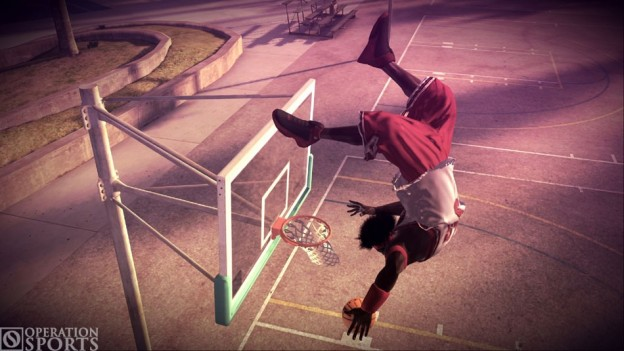 NBA Street Homecourt Screenshot #4 for PS3